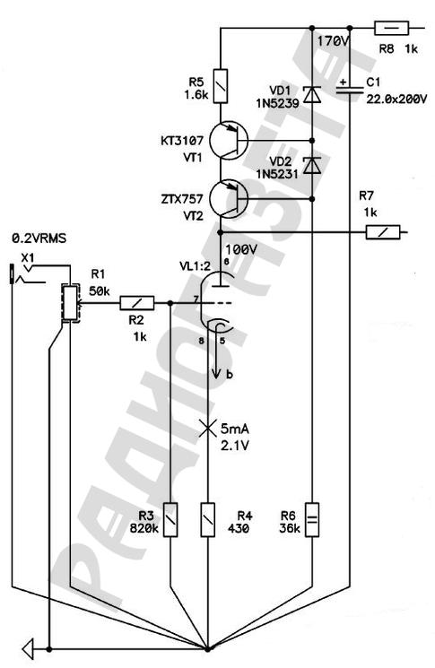 что транзистор VT2