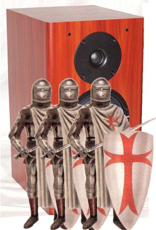 Защита акустических систем