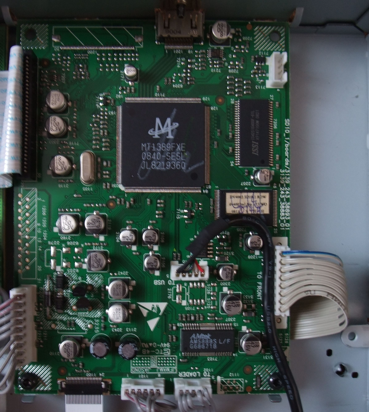 Marantz DV4003 controller