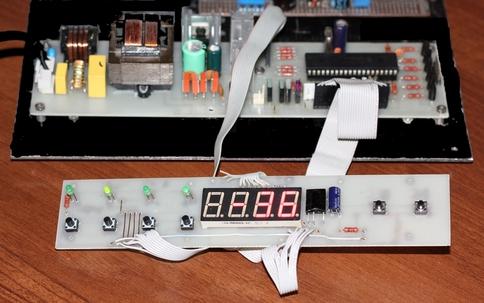 Контроллер регулятора громкости Никитина