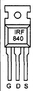 irf840