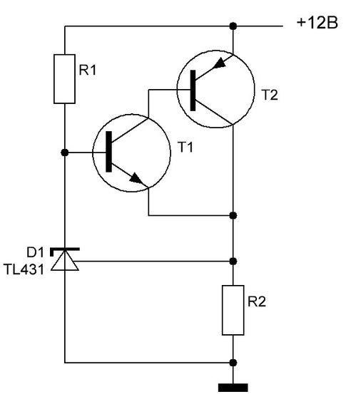 Прибор для проверки транзисторов