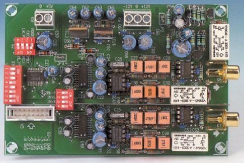 цифро-аналоговый преобразователь